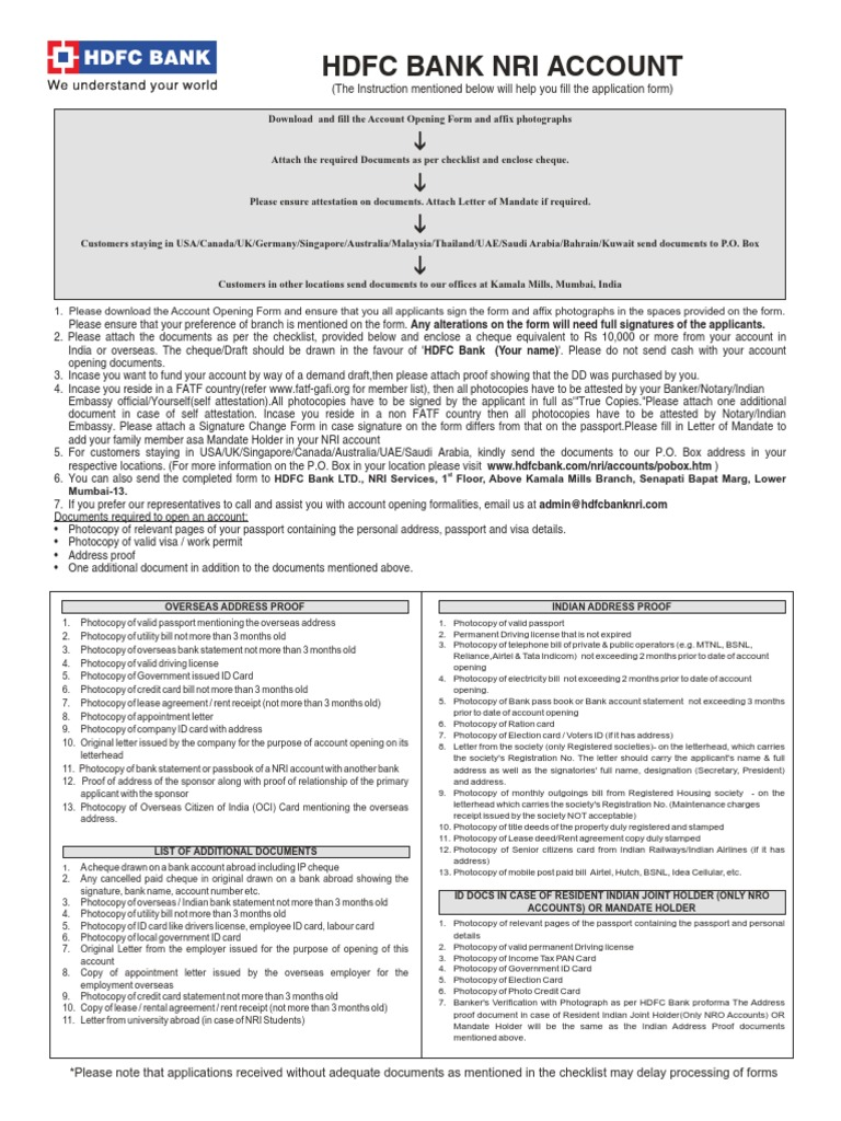 Non Face to Face Form With AMB Declaration pdf | Transaction