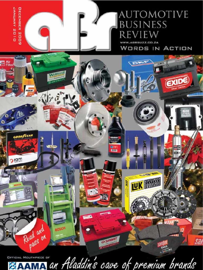 Automotive Business Review December 2009 / January 2010 | Tire | Opel
