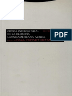 Critica intercultural a la filosofia lationoamericana - Fornet Betancourt.pdf