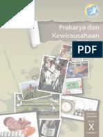 Prakarya Dan Kewirausahaan (Buku Siswa)