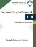 Industrialização Florestal Aula 9 - Propriedades Dos Painéis