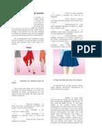 Cómo Elegir Una Falda de Acuerdo a Tu Figura