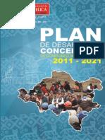 Plan Desarrollo Concertado - Huancavelica 2011-2021