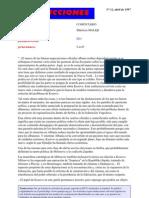 Traducciones 11 (1997)