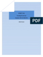 edhp 504 teaching practicum portfolio-rough draft