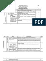 Dosificacion de Contenidos 2011-2012