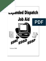 Dispatch Job Aid