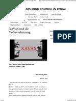 XAVAS Und Die Volksverhetzung › Trauma Based Mind Control & Ritual Abuse_Fall Sadegh Et Al. Österreich