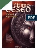 Andrzej Sapkowski - Geralt de Rivia I, El Último Deseo
