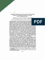 SELECTIVE FEEDING ON ALGAL CELLS BY THE VELIGER LARVAE OF NASSARIUS OBSOLETUS (GASTROPODA, PROSOBRANCHIA)
