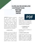Analog Term Paper