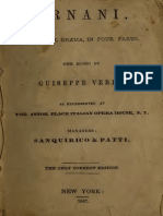 Giuseppe Verdi, Ernani