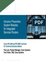 Intrusion Prevention CISCO.pdf