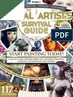 ImagineFX Presents - The Digital Artist's Survival Guide