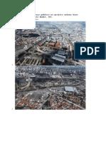 A Produção Do Espaço Público No Projeto Urbano Eixo Tamanduatehy