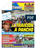 Periodico El Espectador Agosto