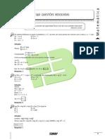 140 Questões de Vestibular Matematica