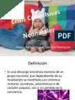 Crisis Convulsivas Neonatales