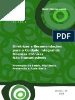 Diretrizes Recomendacoes Vol 8 Cuidado Doencas Cronicas