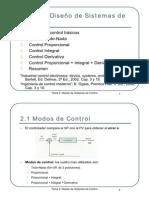 Diseño de Sistemas-Cont Rol
