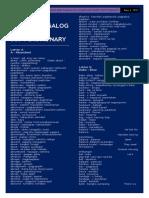 Tagalog English Dictionary | Tagalog Language