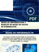 Redes de Informacion y Bases de Datos
