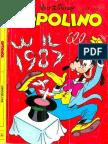 Topolino 1622 - Pippo E Le Pinne Invernali - By Aquila & Totorao