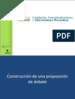 Construcción de Una Proposición de Debate 2