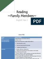 Family Members (Reading)