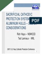 NAVYCOMMUNITY-CATHODICPROTECTIONCONFERENCE-HAYSRICHARD-ALUMINUMSHIPS.PDF