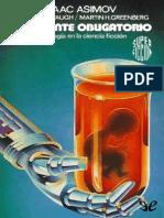 Trasplante Obligatorio de Isaac Asimov y Varios Autores