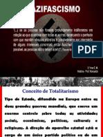 Caracteristicas Do Nazifascismo