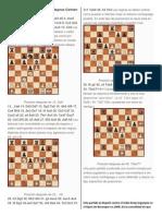 Alexandra Kosteniuk Gana a Magnus Carlsen