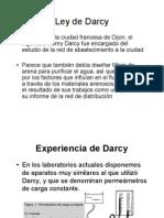 Ley de Darcy 2014
