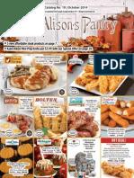 #10 October 2014 Catalog