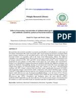 Vegetables journal pdf