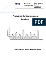 Mr 13 Tech Programa Manutencion