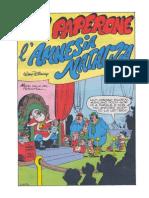 Fumetti Walt Disney - Topolino 1212 - Zio Paperone E L'Amnesia Natalizia
