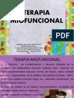 Pawer Terapia Miofuncional 2014