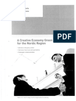 2 a Creative Economy Green Paper for the Nordic Region