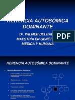 Autosómica Dominante.2007.Postgrado