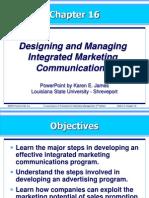 Designing and development of advertisement