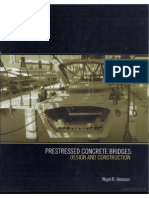 Prestressed Concrete Bridges - Nigel Hewson