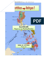 Literature of Region I (Pangasinan, La Union, Ilocos Sur, Ilocos Norte)