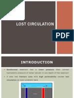 Lost Circulation