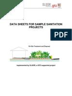 Sample Sanitation Systems GTZ