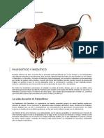 Paleolítico-Neolítico