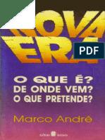 Nova Era - Marcos Andr�