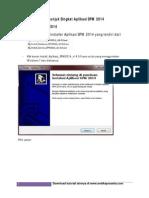 Petunjuk Singkat Aplikasi SPM 2014