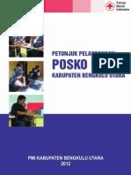 Buku Posko PMI bengkulu Utara